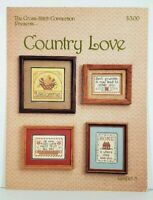 "Cross Stitch Connection ""Country Love"" Leaflet 3"