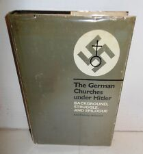 BOOK The German Churches under Hitler Background, Struggle and Epilogue op 1980