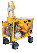 Plaster Machine ASE SM-5