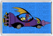 Dastardly and Muttley Of Wacky Races Tv series Fridge Magnet