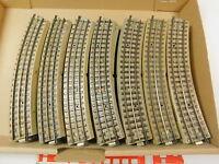 AR526-2 #35x Märklin H0/ 00/ AC Piezas de Vía Curvo M Pista 3600/ 800/