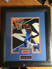 KEVIN DURANT Professional Framed 8x10 Photo Autograph Certified PSA/DNA Thunder