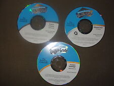 The Learning Company 4th to 6th Grade PC Games Windows & Macintosh Lot of 3
