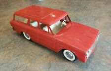 Vintage Buddy L 1960s Red Ford Station Wagon Country Squire