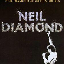 Neil Diamond - 20 Golden Greats [New CD] Canada - Import