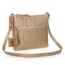 New Lusso Genuine Italian Vintage  Leather Handbag - Fabulous Tan!