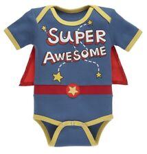GANZ E8 Bebé Niño 0-6 MO pañales Camisa con / capa de una sola pieza -