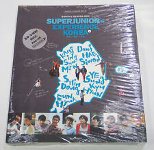 SUPER JUNIOR - Superjunior's Experience Korea 2 [320p Travel Photo Essay Book]