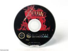 THE LEGEND OF ZELDA - OCARINA OF TIME + MASTER QUEST Cd ~Nintendo Gamecube Spiel