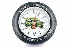 Land Rover Tyre Clock Defender 110 Station Wagon - Wall or Standing