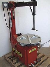 Remanufactured Corghi 9820TI-MA Tire Changer with warranty
