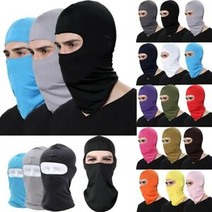Balaclava Tactical Motorycle Cycling Hunting Outdoor Ski Full Face Mask Helmet