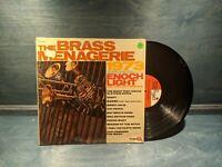 Enoch Light And The Light Brigade–The Brass Menagerie 1973 Vinyl  LP SHRINK