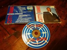 Cutty Ranks - Lethal Weapon Cd Perfetto