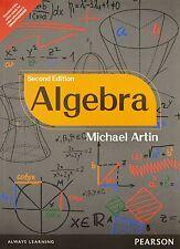 Algebra 2nd Edition by Michael Artin