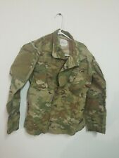 W2 OCP MULTICAM SCORPION COMBAT top jacket 33 regular  used is  condition