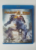 PACIFIC RIM BLU RAY -2013 BLU RAY - GREAT CONDITION
