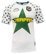 0e4d14037 Chiapas Mexico Fan Soccer Jersey Color Green-White