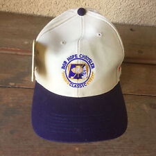 Bob Hope Chrysler Classic Ball Cap  Marshall  Gallery /Clubhouse Access NWT 2000