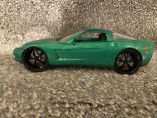 chevrolet corvette 2009 1/25 Model Kit Build