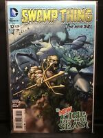 Swamp Thing #32 Dc Comic Book  The New 52  Sharp New Unread Copy!