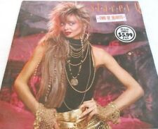 """STACEY Q...""""two hearts""""  Lp Single Record...1986 Atlantic Corporation."""