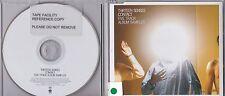 THIRTEEN SENSES CONTACT RARE 5 TRACK ALBUM SAMPLER CD