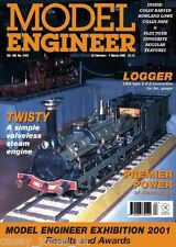 1635 Issues Of Model Engineer Magazine 1901 - 2014   In PDF On 4 x DVDs