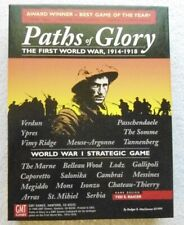 Paths of Glory-The First World War, 1914-1918 Gmt 9903 Exc. Cond.