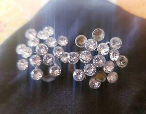Konplott Ohrringe Clip Magic Fireball Crystal Clear