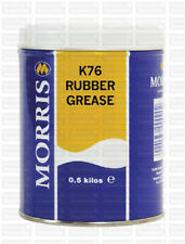 Morris K76 Red Rubber Grease 500g All Types Of Natural And Synthetic Rubber