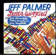 JEFF PALMER laser wizzard LP Mint- SLP-8081 David Stone Martin Vinyl 1986 Record