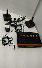 Atari Game Console Flashback 3 Plus 60 Pre-Loaded Games Two Joy Sticks Vintage