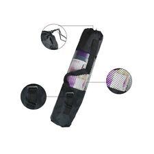 Yoga Mat Bag Fitness Carrier Strong Nylon Mesh Strap Selling New