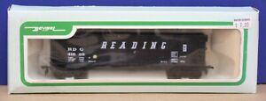 Bev-Bel Life-Like 1003 HO 100 Ton Hopper Reading #41622  NIB RTR
