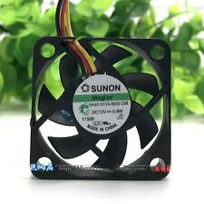 SUNON HA40101V4 DC 12V 0.8W 2Pin CPU Cooling Fan Cooler Fans Hest 40mm*40mm*10mm
