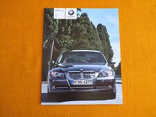 USA BMW 3er E90 US Katalog Prospekt 335xi 328i 328xi catalog brochure catalogo