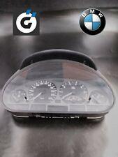 BMW E46 Kombiinstrument Tacho Schalter  6932894 Bosch 0263639114