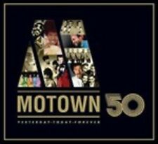 MOTOWN 50 YESTERDAY, TODAY, FOREVER   -3CD