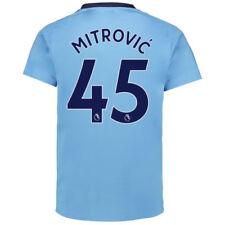Camisetas de fútbol de clubes internacionales 2ª equipación talla S