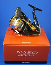 Shimano Nasci 4000 FB // NAS4000FB // Front Drag Fishing Reel