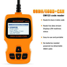 Autophix Auto Car OBD2 Code Reader Check Engine Fault Light Diagnostic Scanner
