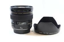 Canon 20mm F2.8 USM Prime Wide Angle Lens EF Mount -BB 476-