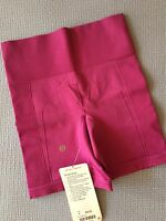 Lululemon Sculpt Short Ultra Violet Size 2,4,10,New With Tag
