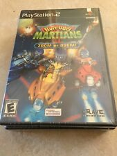 Butt-Ugly Martians: Zoom or Doom (Sony PlayStation 2, 2003) PS2 NEW
