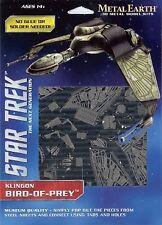 Metal Earth Star Trek Maquette a construire - Bird of Prey