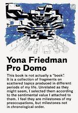 Pro Domo (Hardback or Cased Book)