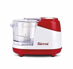 Girmi TR02 Tritatutto 250 W Plastica Bianco