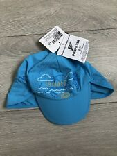 Boys Triboard Sun Safe Hat UPF 50+ Age 12-24 Months BNWT Neck Protection 9bba81b76040
