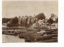 Albumen print original photograph Windermere Bowness c 1900 Fpp2